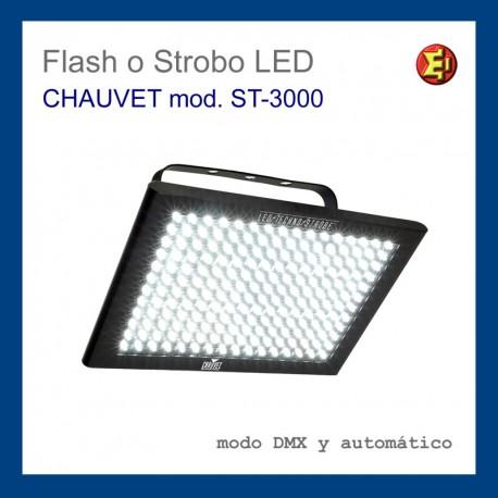 ALquiler Flash CHAUVET mod. ST-3000 LED