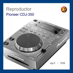 Reproductor Pioneer CDJ-350
