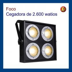 Foco Cegadora 4 lamparas