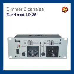 Alquiler Dimmer ELAN LD-25