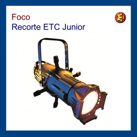 Alquiler Foco Recorte ETC Junior ZOOM