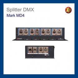 Splitter DMX Mark MD4
