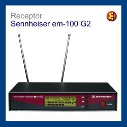 Receptor inalámbrico Sennheiser. em100 G2