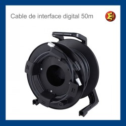 Cable de interface digital CAT-5 de 50m