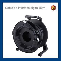 Cable de interface digital CAT-5 de 50m