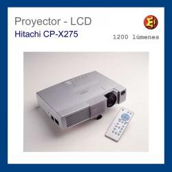 Proyector HITACHI CP-X275 en Alquiler