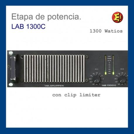 Alquiler amplificador LAB 1300