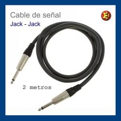 Cable JACK - JACK mono