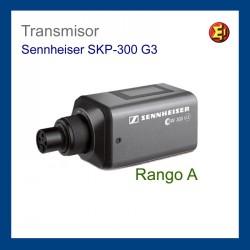 Transmisor inalámbrico Sennheiser.  skp300 G3