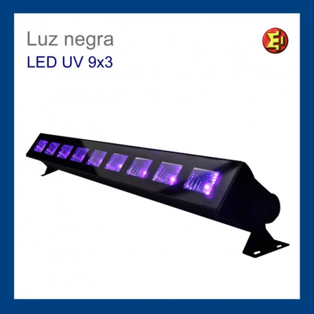 Alquiler Luz Negra Ultravioleta UV