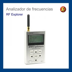 Alquiler RF Explorer