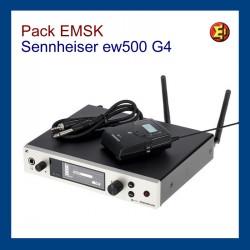 Alquiler Pack emsk 1 Sennheiser ew500 G4
