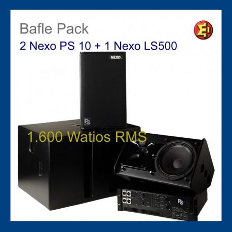 Equipo NEXO PS10 1.600 Watios