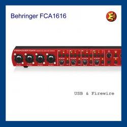 alquiler Tarjeta de sonido Behringer FIREPOWER FCA1616