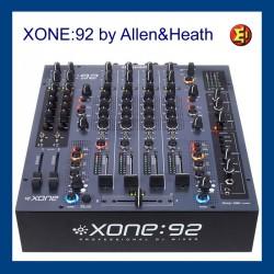 Mesa de sonido XONE-92