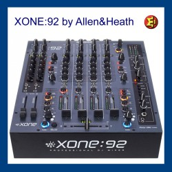 Alquiler mixer Allen & Heat XONE-92