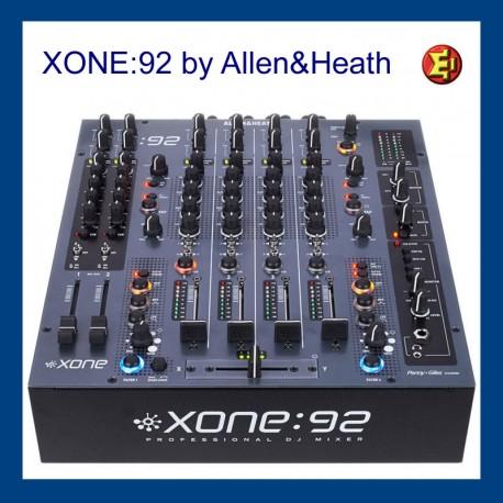 Lloguer XONE-92 by Allen&Heath