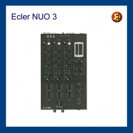 Lloguer Mixer Ecler NUO3