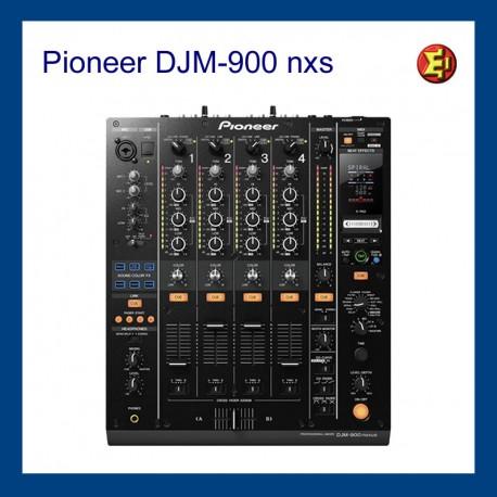 Alquiler PIONEER DJM-900 nexus