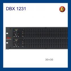 Lloguer Equalitzador DBX-1231