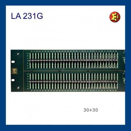 Lloguer equalitzador LA 231G