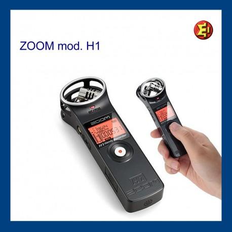 Alquiler ZOOM H1