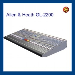 Taula de so ALLEN & HEATH GL2200-32