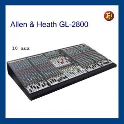 Mesa de sonido Allen & Heath GL 2800-32