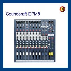 Lloguer Soundcraft EPM 8