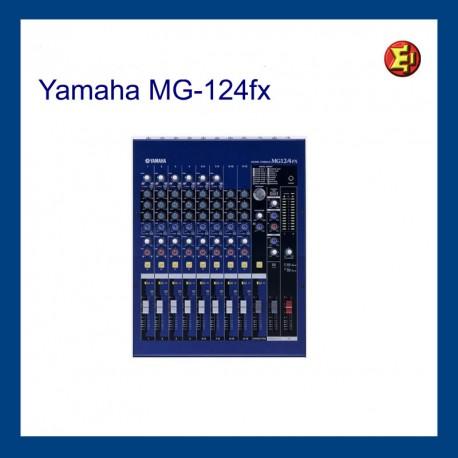 Alquiler YAMAHA MG-12/4fx