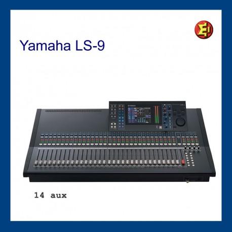 Alquiler YAMAHA LS9-32