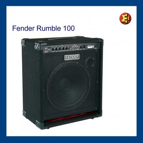 Alquiler Fender Rumble-100