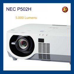 Projector NEC P520H