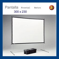 Lloguer pantalla 300x230