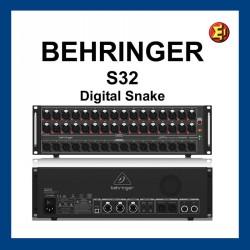 Stagebox Behringer S32