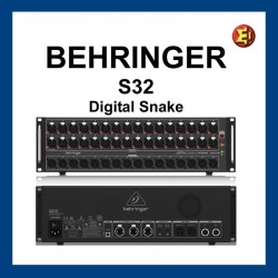 Stagebox Behringer S32