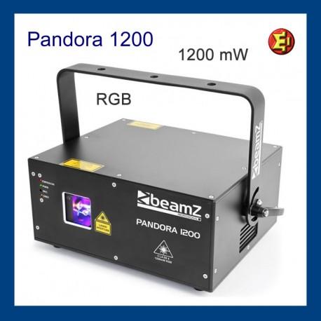 Lloguer Laser Pandora