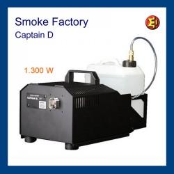 Màquina de fum Captain D