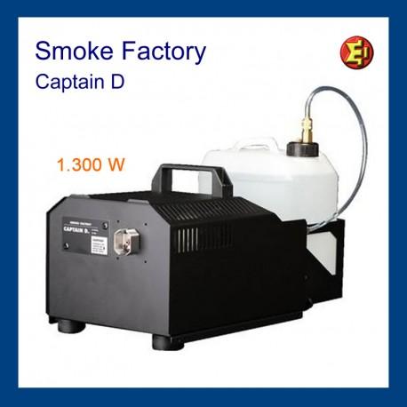 Alquiler - Smoke Factory Captain D