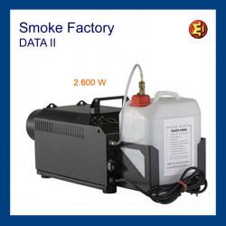 Máquina de humo Data II