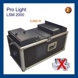 Máquina de humo bajo LSM 2000