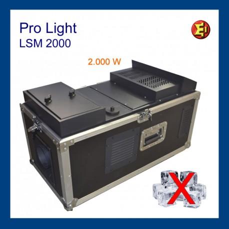 Lloguer màquina fum baix LSM 2000
