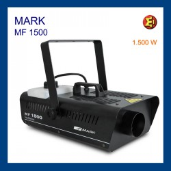 Alquiler máquina de humo MF 1500