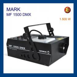 Máquina de humo MF-1500 DMX