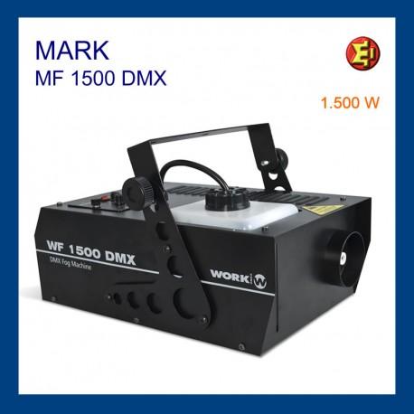 Lloguer màquina de fum MF 1500 DMX