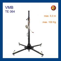 Alquiler torre de luces TE-064