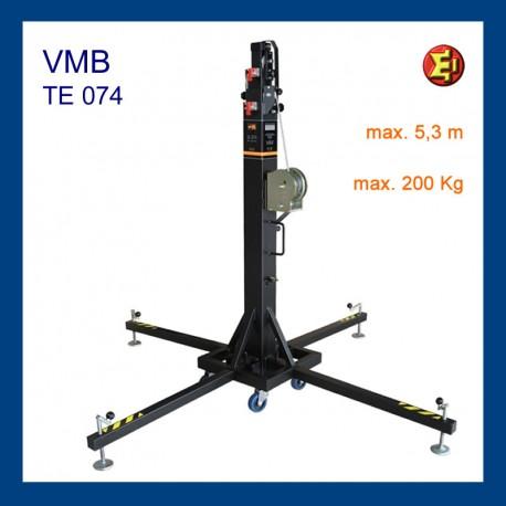 Torre de luces 200KG TE-074