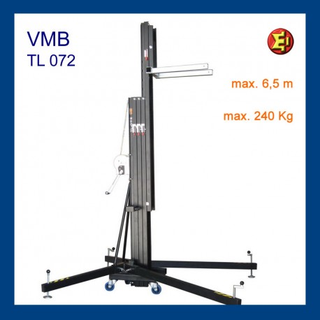 Torre d'elevació 240Kg TL-072