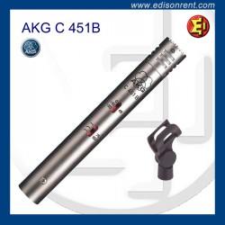 Lloguer AKG C-451B