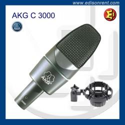 Micrófono AKG C3000